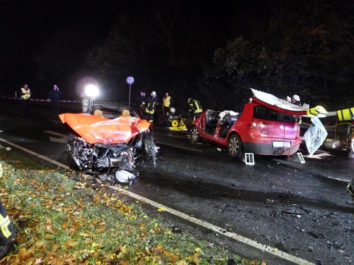 Verkehrsunfall Otto-Brenner-Str. am 09.11.2017