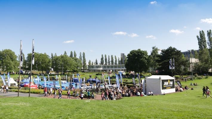 Bunt und vielseitig: Das YOU Summer Festival startet