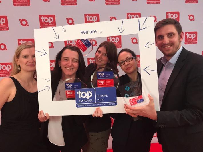 MSD erneut als Top-Arbeitgeber zertifiziert