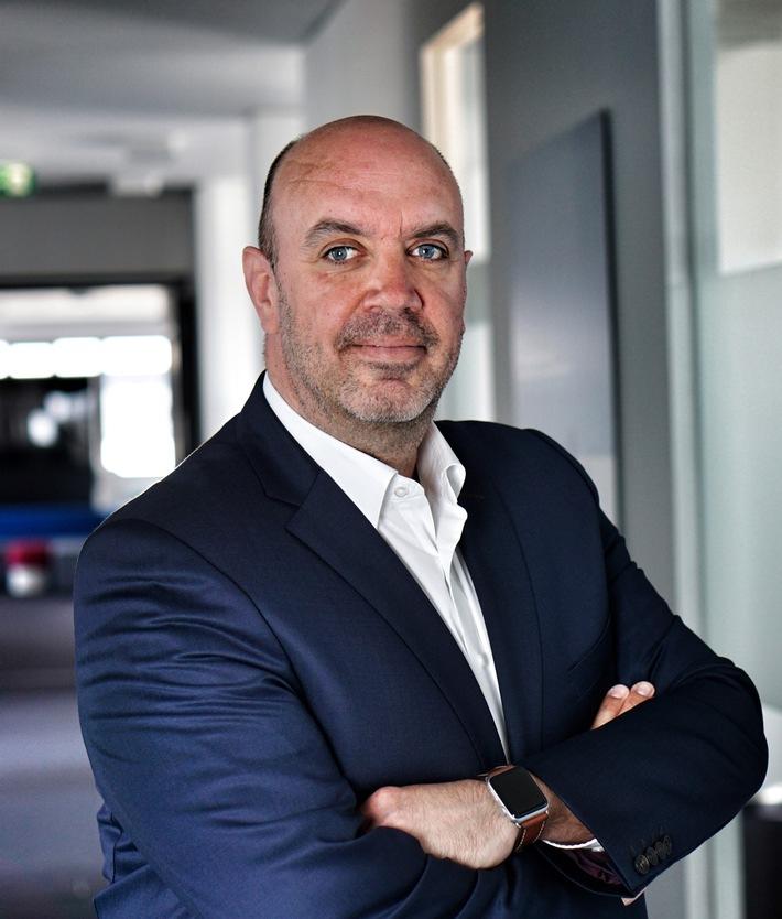 Pressefoto: Alexander Ruckstuhl, HR-Manager, toplink GmbH