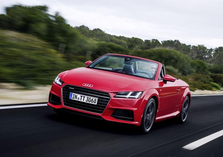 Audi steigert Absatz im ersten Halbjahr um 5,6 Prozent