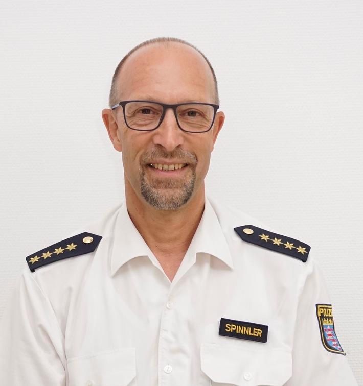 Claus Spinnler, Leiter Einsatz