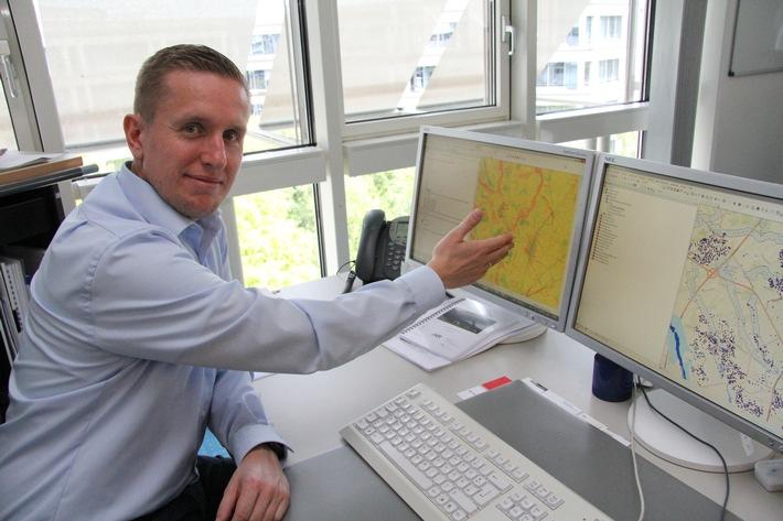 Provinzial NordWest entwickelt neue Starkregenzonierung