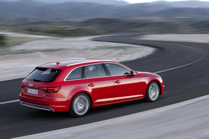 Audi-Konzern nach erstem Halbjahr weiter auf Wachstumskurs
