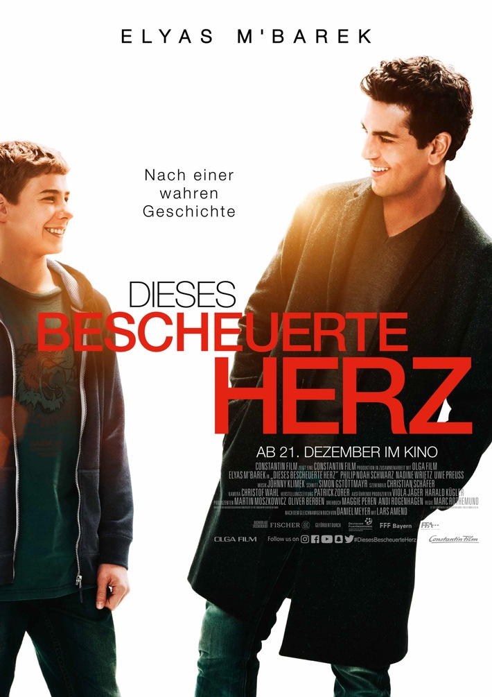 DIESES BESCHEUERTE HERZ / Plakat und Trailer online