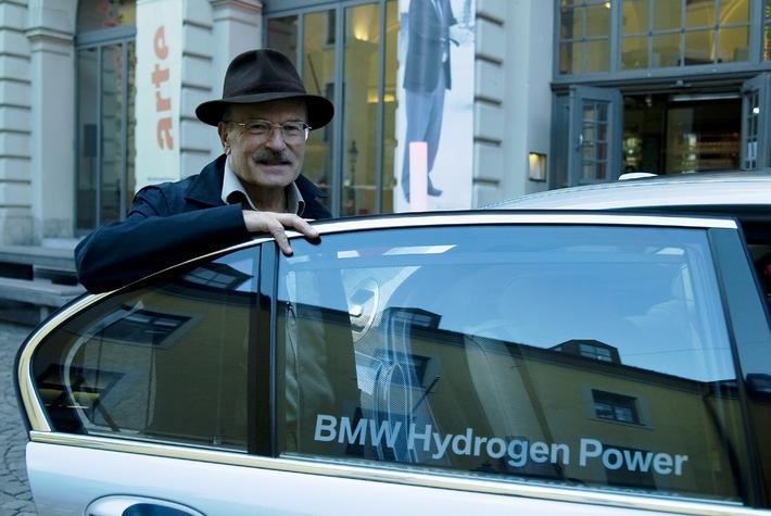 """""""Ein Traum mit dem BMW Hydrogen 7"""""""