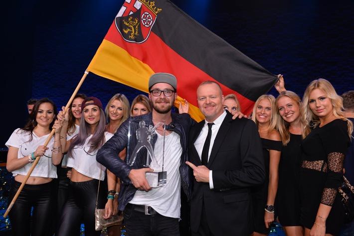 """Spitzenwert. """"Bundesvision Song Contest"""" holt den besten Wert seit sieben Jahren. ProSieben gewinnt die Prime Time und den ganzen Samstag"""