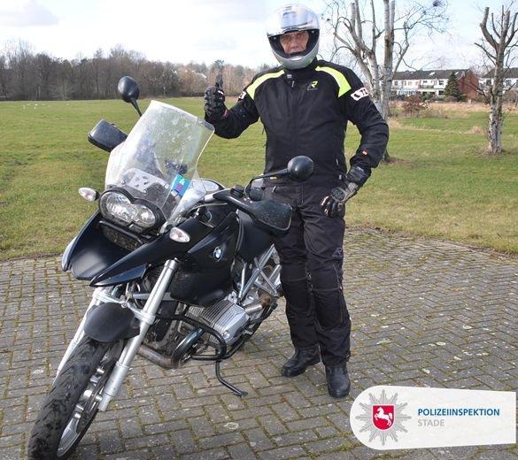 POL-STD: Die neue Motorradsaison steht vor der Tür, Tipps der Polizei für unfallfreie Fahrten