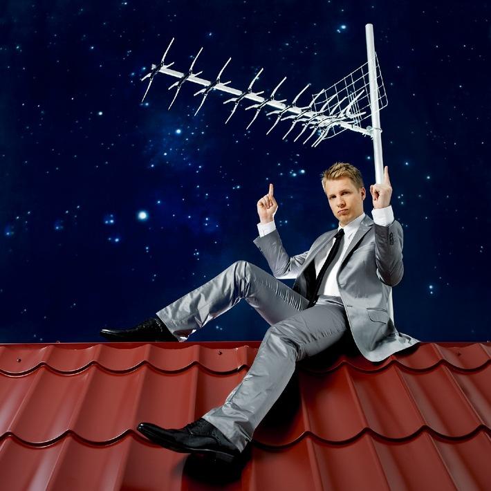 Antennen aufgesperrt! Oliver Pocher startet durch in Sat.1