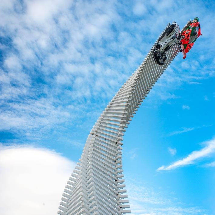 Goodwood feiert Mazda Motorsport-Historie