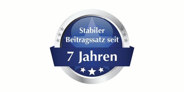 BKK VBU: Alternative Heilmethoden stark nachgefragt, Beitragssatz 2016 stabil