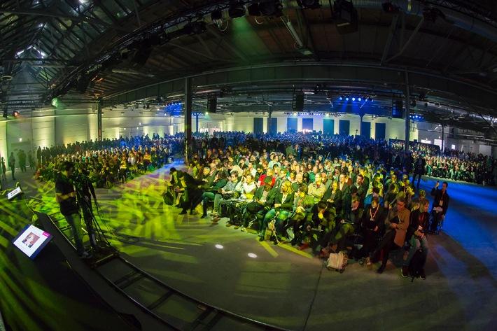 Berlin Web Week mit Besucherrekord zu Ende gegangen / Gelungener Start der MEDIA CONVENTION Berlin