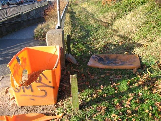 LKA-SH: Explosion in Elmschenhagen am Sonntag, den 25.11.07