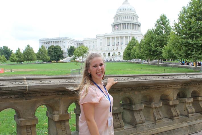 Deutsch-amerikanisches Stipendium für einen Schüleraustausch / Mit Vorurteilen aufräumen und ein eigenes Bild vom Leben in den USA machen (FOTO)