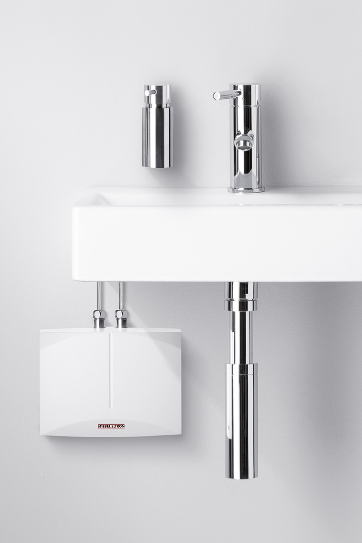 Ideal Und Effizient Am Handwaschbecken Intelligente Mini