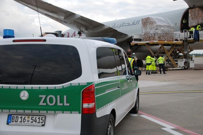 HZA-HB: Weltzolltag 2021 - Der deutsche Zoll als Schlüsselelement nachhaltiger Lieferketten