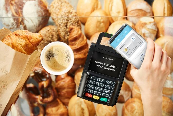 Studie zur digitalen girocard: Schnell, einfach und hygienisch - Mobile Payment gewinnt an Bekanntheit