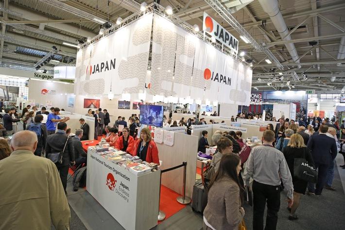 ITB Berlin 2018: Starke Ausstellernachfrage setzt positive Signale