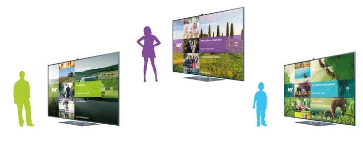 Quickline lanciert mit Quickline TV ein neues, innovatives Fernseherlebnis