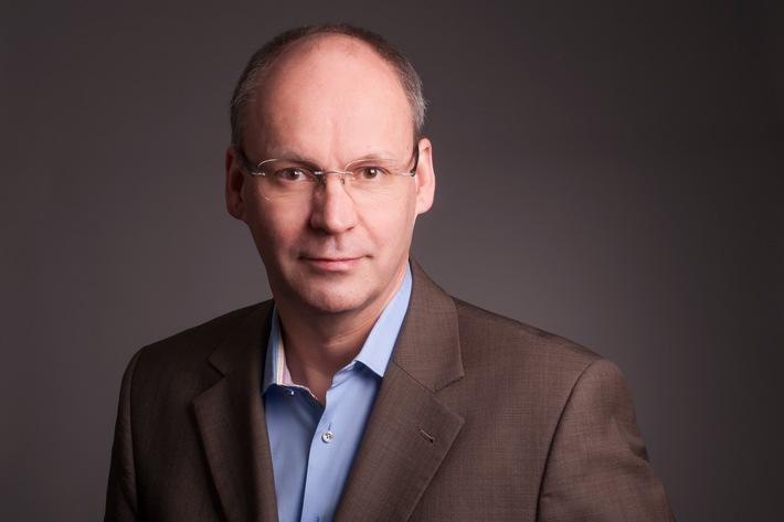 Pressefoto: Lars Wöbcke wird Chief Marketing Officer von BRITA