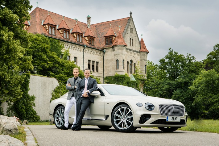 Start Your Engine: Exklusive Sonderkollektion von Bentley und Graf von Faber-Castell