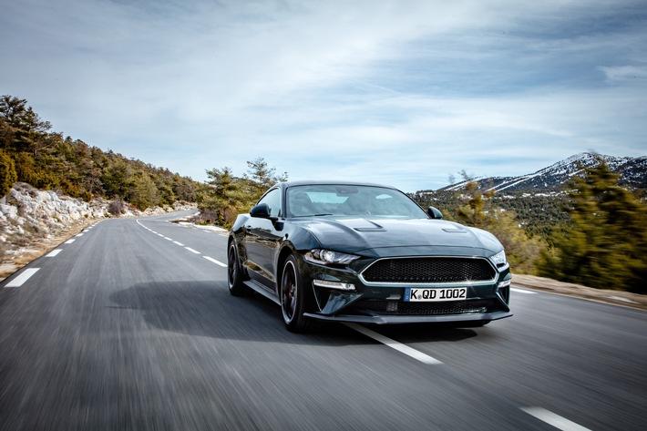 Ab 52 500 Euro Ford Mustang Bullitt Tm Edition Geht In
