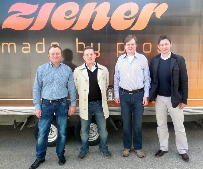 HANNOVER Finanz neuer Minderheitsgesellschafter bei Ziener (BILD)