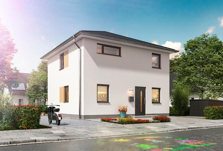 stadtnah bauen f r normalverdiener das neue stadthaus 100 presseportal. Black Bedroom Furniture Sets. Home Design Ideas