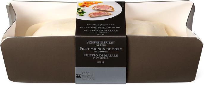Richiamo Migros: data errata sul filetto di maiale in crosta