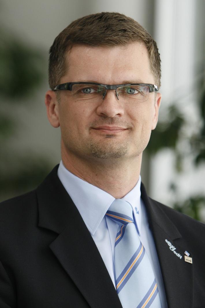 Christian Polenz neues Vorstandsmitglied (mit Bild)