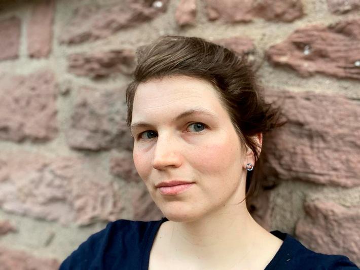 SÜDWESTRUNDFUNK ARD Hörspieltage 2020 - Deutscher Hörspielpreis der ARD Andrea Geißler - Gewinnerin des Deutschen Hörspielpreises der ARD für