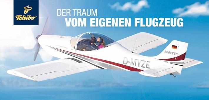 Breezer Ultraleichtflugzeuge jetzt exklusiv bei Tchibo