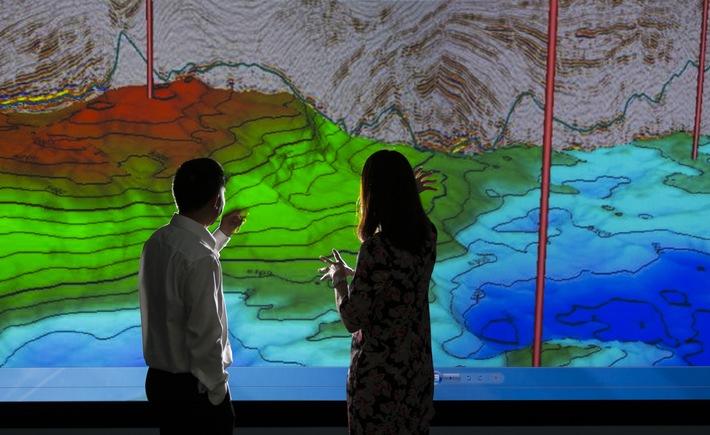 BP erzielt  Durchbruch bei Erstellung seismologischer Bilder