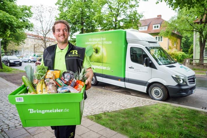 Bringmeister besorgt es ganz Berlin