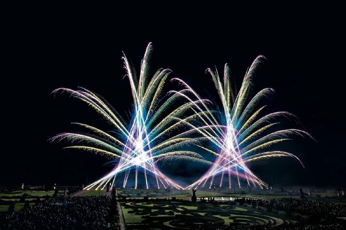 Top-Teams vor einzigartiger Kulisse beim 25. Internationalen Feuerwerkswettbewerb in Hannover