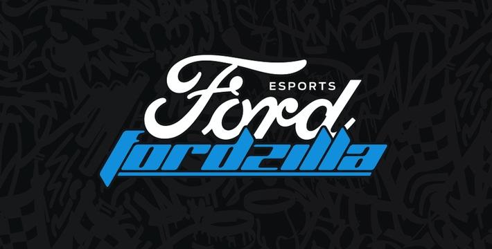 Ford auf der Gamescom: Eigene Fordzilla E-Sport-Teams in beliebter Online-Rennserie