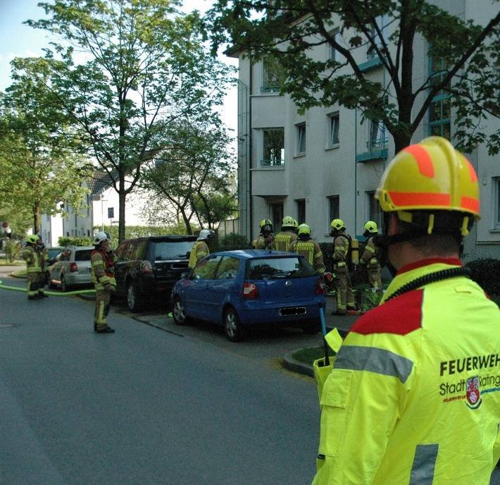 Rettungsdienst in Bereitstellung