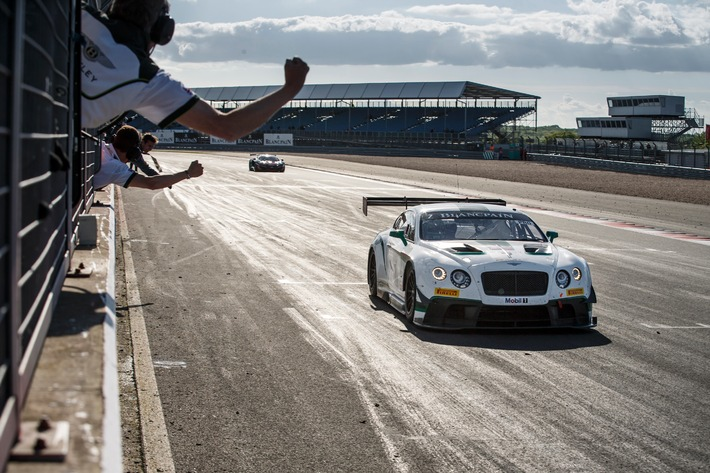 Last Race of Impressive Debut Season for Continental GT3