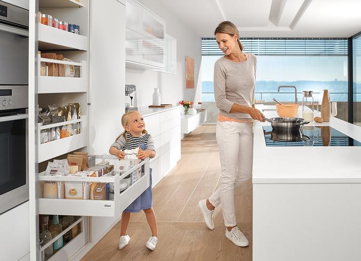gesellschaft kaufen was beachten Stauraumideen für die Küche – gmbh ...