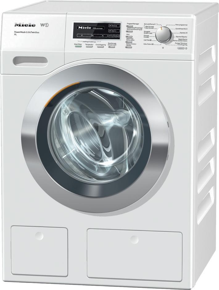 ▷ Öko-Institut bestätigt Miele-Waschverfahren PowerWash 2.0 beste ...