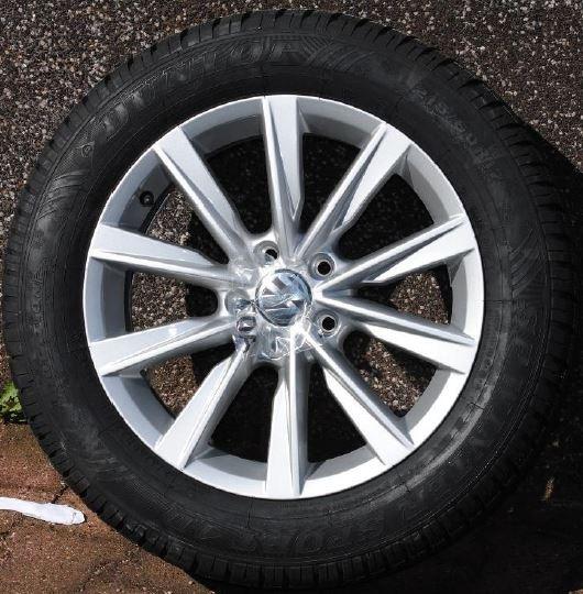 Wem gehören diese Reifen/Felgen?