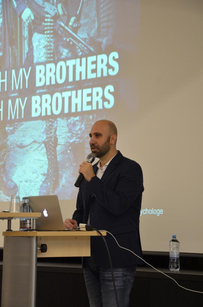 Islamismusexperte Ahmad Mansour