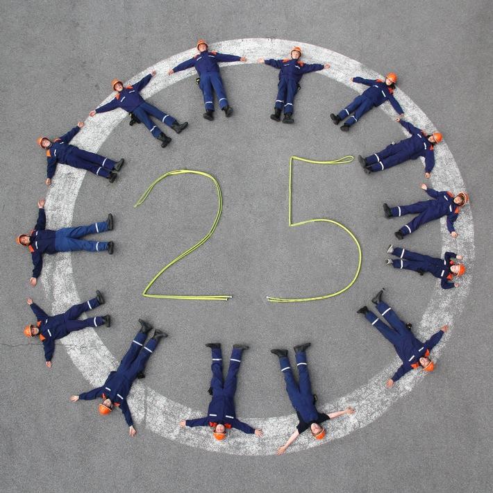 25 Jahre Jugendfeuerwehr Mettmann