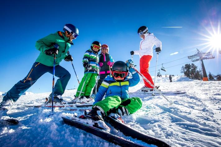 """Familienurlaub mit """"fun-tastischen"""" Tagen im Schnee - BILD"""