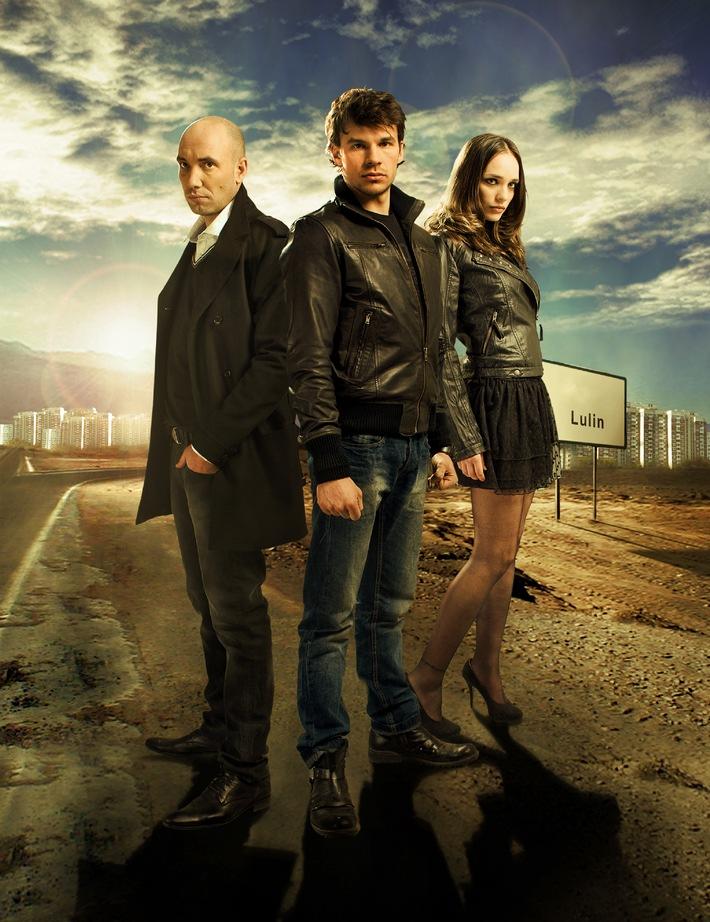 """Bulgarische Erfolgs-Krimiserie """"Undercover"""" kommt nach Deutschland: Fox zeigt alle vier Staffeln ab 5. Dezember"""