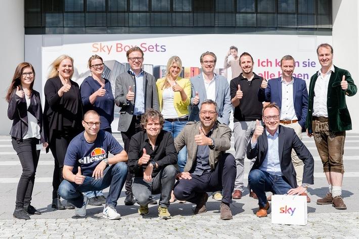 Erster Sky Business Social Media Day begeistert Gastronomen