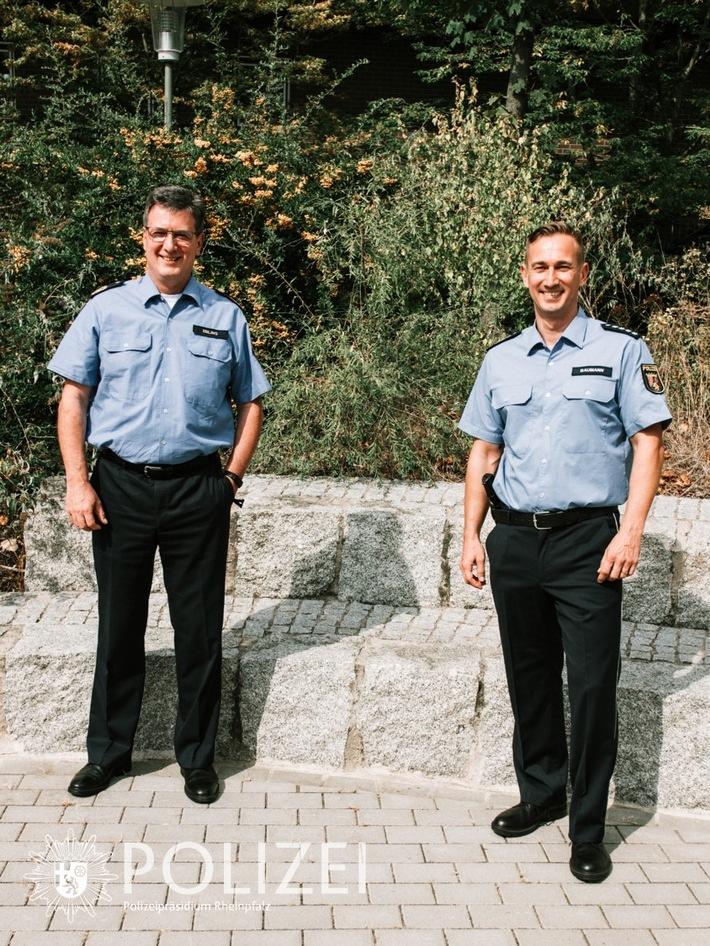 Thomas Ebling und Martin Baumann