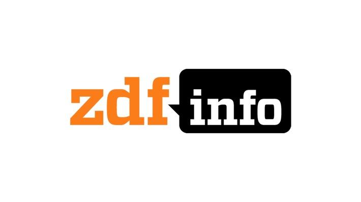 """ZDFinfo Weiterer Text über ots und www.presseportal.de/nr/105413 / Die Verwendung dieses Bildes ist für redaktionelle Zwecke honorarfrei. Veröffentlichung bitte unter Quellenangabe: """"obs/ZDFinfo/Corporate Design"""""""
