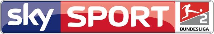 """Alle 306 Spiele der 2. Bundesliga live und exklusiv bei Sky Weiterer Text über ots und www.presseportal.de/nr/33221 / Die Verwendung dieses Bildes ist für redaktionelle Zwecke honorarfrei. Veröffentlichung bitte unter Quellenangabe: """"obs/Sky Deutschland"""""""