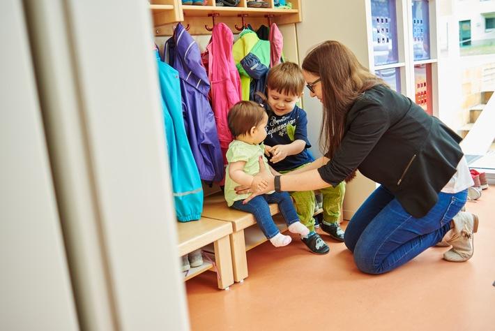 Gelebte Vereinbarkeit von Familie und Beruf bei Umicore
